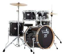 DRUMSET -   TAMBURO T5 in black sparkle  22/12/13/16+HW+SD+Cym  NEU !