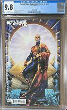Future State: Superman House of El #1 Variant CGC 9.8