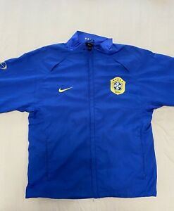 Brauil Brasilien Jacke Trainingsjacke