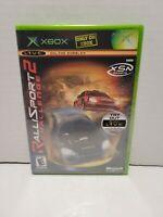 RalliSport Challenge 2 Microsoft Xbox