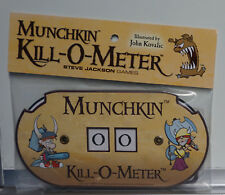 Steve Jackson Games: Munchkin Kill-o-Meter + bonus