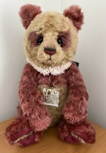 Charlie Bear Isabelle Collection Bear Antiquity As New
