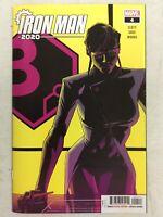 IRON MAN 2020 #4,5,6 (2020) Marvel Comics NM