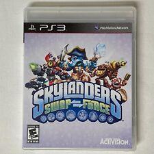 SKYLANDERS Swap-Force Game: Sony PS3