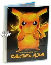 Album figurine raccoglitore card COLLECTOR'S ALBUM POKEMON x 540 card