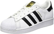 ADIDAS SUPERSTAR C77154 WHITE TRAINERS SNEAKERS SHOES SIZE 5