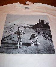 STAR WARS R2-D2 & C-3PO RETURN OF THE JEDI T-Shirt 3XL BIG & TALL NEW
