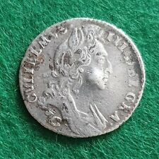 More details for william 3rd silver sixpence 1697