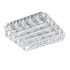 Artículos de iluminación de techo de interior de color principal plata de aluminio 7-12 luces