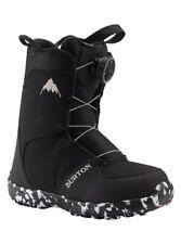 Burton Grom Boa Boots 2020 Kids in Black