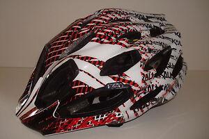 Kali Protectives Maraka XC Helmet Gonzo Red