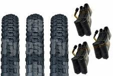 Quinny Freestyle Pram Tyres & Tubes 12 1/2 X 2 1/4 (Set of 3) Chunky