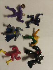 Lot of 6 BATMAN THE BRAVE & THE BOLD McDonald's 2011 Toys Figures