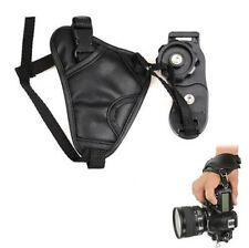 for Grip Hand Strap Wrist Pentax Canon Nikon DSLR Camera Sony Leather Universal
