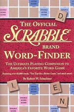 The Official Scrabble Brand Word-Finder: The Ultim