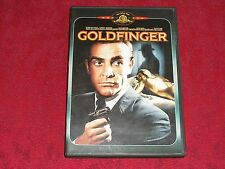 DVD JAMES BOND 007 / Goldfinger - Sean Connery / bon état !!!