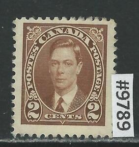 #9789 CANADA Sc#232 MNH King George VI, 1937