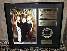 "DIXIE CHICKS AWARD FOR ""THERE'S YOUR TROUBLE"" SINGLE CHARTED #1 RARE FIND"