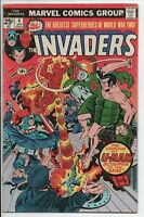 Marvel Comics The Invaders #3 Jan. 1976 The Coming of U-Man!