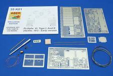 1/35 K//01 ABER  UPGRATE SET for GERMAN TIGER I E Early  for TAMIYA Kit PROMOTE