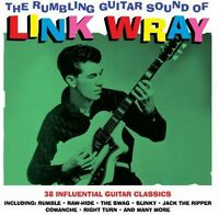Link Wray - Rumbling Guitar Sound of [New CD] UK - Import