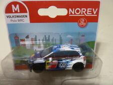 NOREV 3 INCHES VW POLO WRC RALLYE DE MONTE CARLO 2015 OGIER
