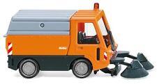 Wiking 065704 Hako Citymaster 1750 Rue Nettoyant Modèle PLASTIQUE H0/00 Gauge