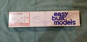 "Easy Built Models HAWKER TYPHOON 28"" Wingspan Kit #FF-67 SHRINK WRAPPED BOX"
