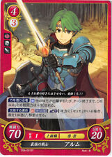 Fire Emblem 0 Cipher Echoes Divided Land of Gods Trading Card Alm S09-001ST Stro