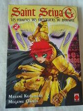 / NEUF Saint Seiya episode G 2 KURUMADA Masami MANGA Panini CHEVALIERS ZODIAQUE