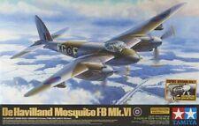 Tamiya 1/32 De Havilland Mosquito FB Mk.VI Plastic Model Kit 60326