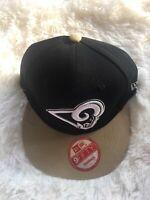 LA RAMSNew Era 9FIFTY NFL Adjustable Snapback Hat Cap 950