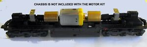 ATHEARN HO SCALE DIESEL LOCOMOTIVE CAN MOTOR UPGRADE KIT