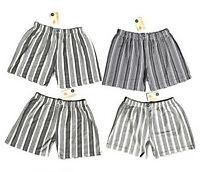 4 6 12 24 Stück Boxershorts Damen Boxer Shorts Unterhose 100% Baumwolle weich