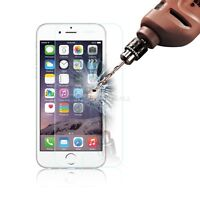 """For New Apple iPhone 6 - 6S (4.7"""")  Genuine Tempered Glass Screen Protector x 2"""