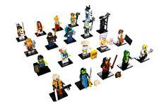 Lego Ninjago sobre sorpresas minifiguras