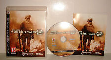 JEU SONY PLAYSTATION 3 PS3 - CALL OF DUTY MODER WARFARE 2 COMPLET