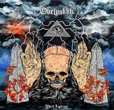 OBELYSKKH - White Lightnin' (NEW*2nd ALBUM*DOOM METAL*BARONESS*E.WIZARD*SLEEP)