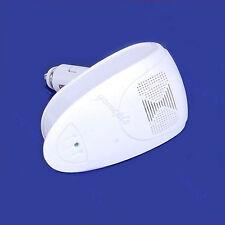 White Auto Car Fresh Air Purifier Oxygen Bar Ionizer New