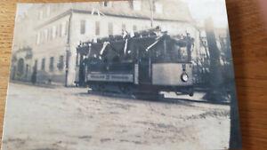 Ak,Regensburg,Kumpfmühl,Straßenbahn,1903,Nachdruck