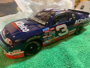 Action 1997 Dale Earnhardt #3 Elite AC Delco #05811 Of 12,500 WITH New Display
