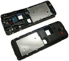 Genuine Nokia 8110 4G Middle cover, black, TA-1048, MEARG61001A