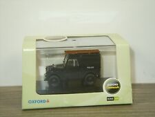 Land Rover 88 Hard Top Liverpool City Police - Oxford 1:76 in Box *44552