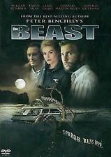 The Beast (DVD, 2007) RARE HORROR THRILLER 1996 TV MOVIE STAR CAST  BRAND NEW