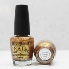 OPI Nail Polish Discontinued HL D07 GoldenEye HLD07 Skyfall Golden Eye 15mL .5oz