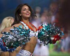"Miami Dolphins NFL Football Cheerleader 8""x 10"" Photo 1"