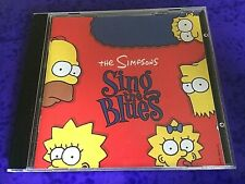 The Simpsons Sing The Blues 1990 GEFFEN CD