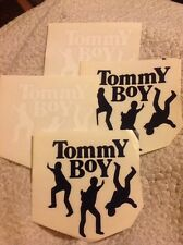Tommy Boy Record Label Logo 4 die cut stickers Bloom 06 Bliss Team Free Shipping