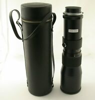 TOKINA 6,3/400 400 400mm F6,3 Olympus OM adaptable NEX A7 MFT EOS etc.TOP /20