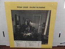 Tom Jans Dark Blonde Columbia Records Promo PC-34292 33rpm 081116DBE